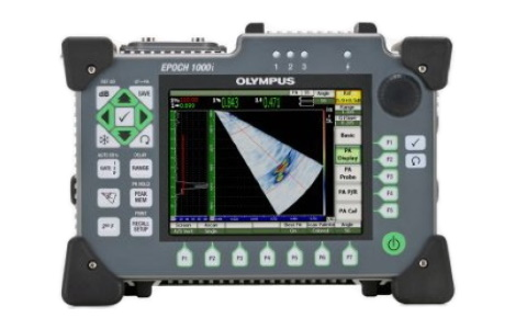 Портативный ультразвуковой дефектоскоп EPOCH 1000 | Olympus