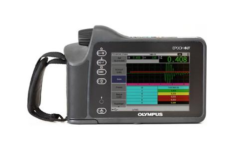 Портативный ультразвуковой дефектоскоп EPOCH 6LT | Olympus