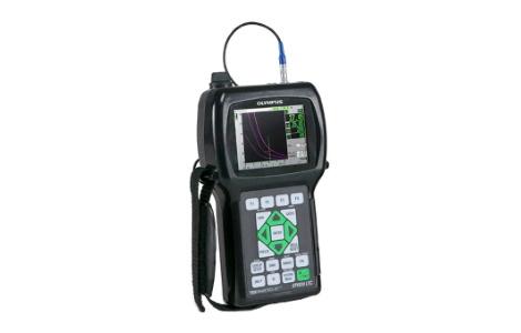 Портативный ультразвуковой дефектоскоп LTC | Olympus