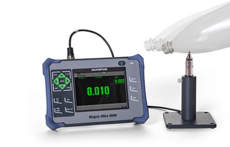Магнитный толщиномер Magna-Mike 8600 | Olympus