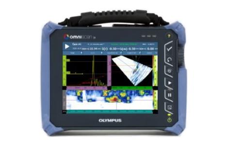 Дефектоскоп с фазированными решетками OmniScan SX | Olympus