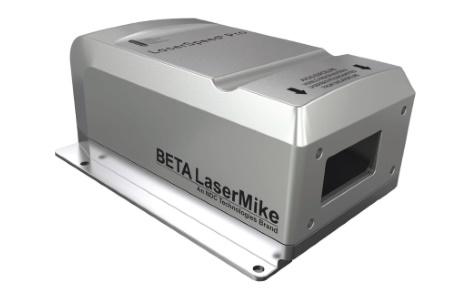 Лазерный измеритель длины и скорости LaserSpeed Pro 8500 | Beta LaserMike