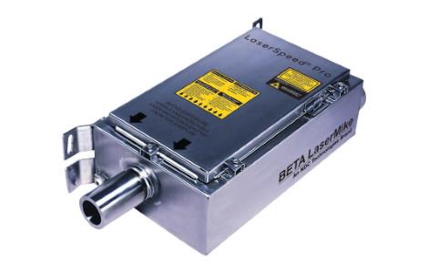 Лазерный измеритель длины и скорости LaserSpeed Pro 9500X | Beta LaserMike