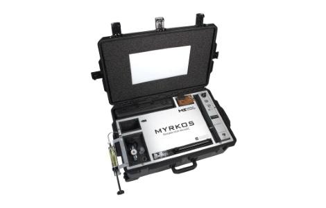 Портативный хроматограф Myrkos Field Package | Morgan Schaffer