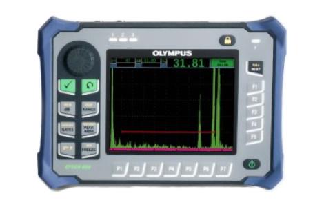 Портативный ультразвуковой дефектоскоп EPOCH 650 | Olympus