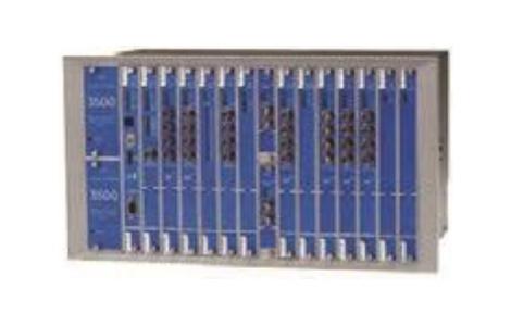 Мониторинг и защита машинного оборудования серии 3500 | Bently Nevada