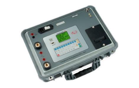Микроомметр DMOM-200 S3 | Vanguard / Doble Engineering