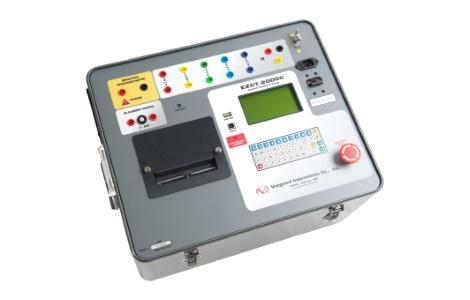 Портативный тестер трансформаторов тока Vanguard EZCT-2000C | Doble Engineering
