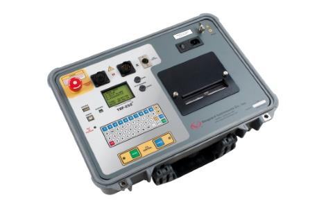 Автоматический трехфазный измеритель коэфицента трансформации трансформатора Vanguard TRF-250 | Doble Engineering