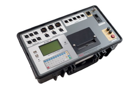 Цифровой анализатор выключателей Vanguard CT-7000 S3 | Doble Engineering