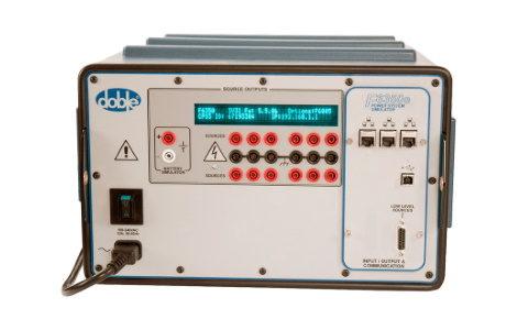 Внешний усилитель мощности F6300e | Doble Engineering