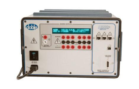 Внешний усилитель мощности F6350e | Doble Engineering