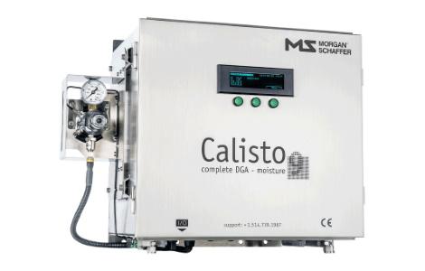 Мультигазовый монитор растворенных газов Calisto | Morgan Schaffer