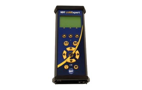 Профессиональный ультразвуковой прибор для контроля уровня смазки LUBExpert | SDT