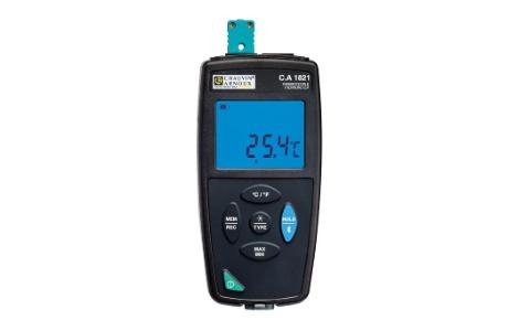 Контактный термометр регистратор C.A 1821 | Chauvin Arnoux
