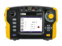 Измеритель параметров электроустановок C.A 6117 | Chauvin Arnoux