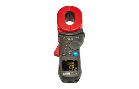Клещи для измерения сопротивления заземления и измерители сопротивления петли C.A 6418 | Chauvin Arnoux