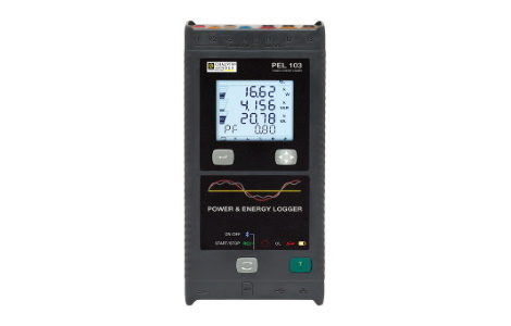 Регистратор мощности и энергии C.A PEL103 | Chauvin Arnoux