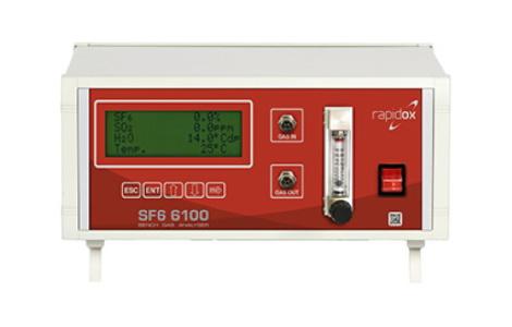 Настольный газоанализатор Rapidox SF6 6100 | Cambridge Sensotec