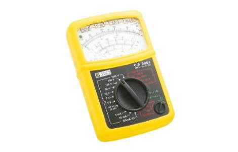 Мультиметр C.A 5001 | Chauvin Arnoux