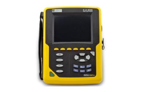 Анализатор параметров электросетей C.A 8335 | Chauvin Arnoux