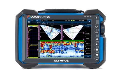 Дефектоскоп с фазированными решетками OmniScan X3 | Olympus