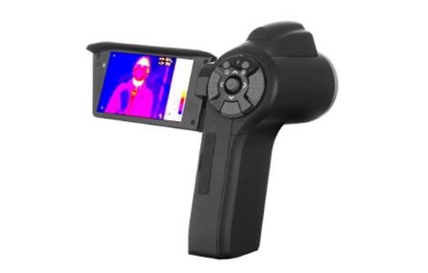Тепловизор TI160-P1 для контроля эпидемиологической ситуации | ULIRvision