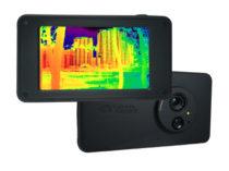 Портативная тепловизионная камера высокого разрешения TE-SQ1 | I3 Systems
