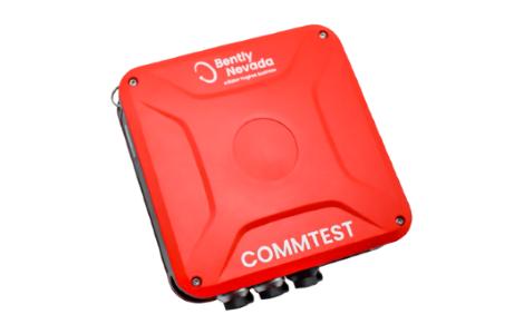 Портативные устройства сбора данных COMMTEST220 AND COMMTEST240 | Bently Nevada